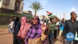 Sudanese Women Keep Pushing for Democracy