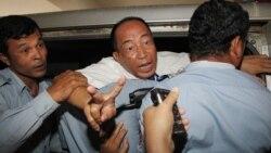 Cambodian Activist Sentenced