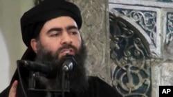 """Rekaman suara baru yang diduga dari Abu Bakr al-Baghdadi menyerukan """"jihad besar-besaran"""" (foto: dok)."""