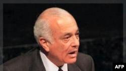Ông Nabil A. Elaraby, Chủ tịch Liên đoàn Ả Rập