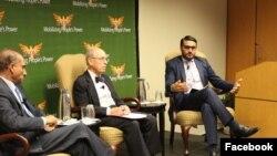 د افغانستان او پاکستان د سفیرانو تر منځ په واشنگټن کې په یو څیړنیز مرکز کې بحث وشو