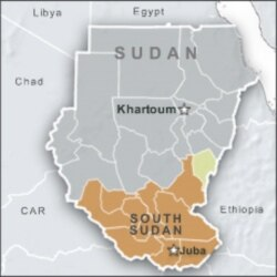 Food Shortages a Worry for South Sudan