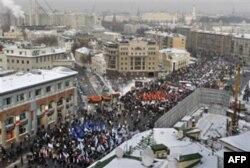 Rossiya muxolifati: Bizga inqilob emas, islohotlar kerak