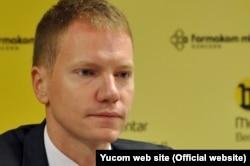 Milan Antonijević, direktor Yucom (Foto: Yucom)