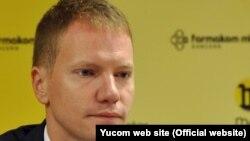 Milan Antonijević, direktor Yucom, Foto: Yucom