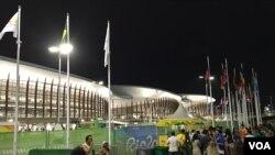 Parque Olímpico, Barra da Tijuca