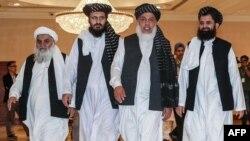 Şanda Taliban li Doha