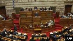 საბერძნეთის პარლამენტმა 2012 წლის ბიუჯეტი დაამტკიცა