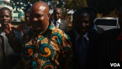 Meya weHarare, Bernard Manyenyeni