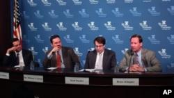 워싱턴 소재 헤리티지재단에서 열린 한반도 문제 관련 토론회