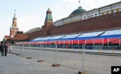 普京决定重返克里姆林宫