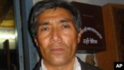 Thinley Lama, the current volunteer coordinator for welfare activities for Tibetan refugees in Nepal was arrested on Monday.