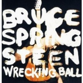 """Bruce Springsteen's """"Wrecking Ball"""" CD"""