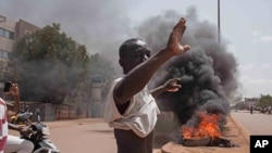 Juyin mulki a Burkina Faso