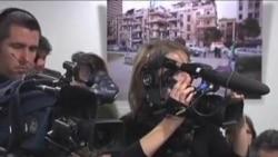 阿拉伯联盟成员视察叙利亚城市