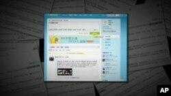 中國上週開始要求微博用戶實名注冊