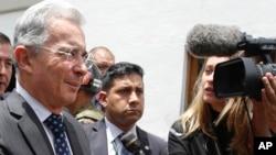 El expresidente ayudó a impulsar la campaña del presidente electo Iván Duque.