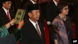 印度尼西亞退役將軍維蘭托。