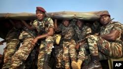 Abasirikare ba Kameruni