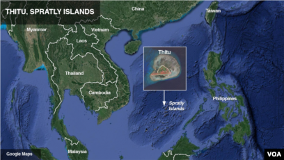 who is the real owner of spratly island