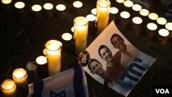 Kayıp İsrailli Gençler Ölü Bulundu