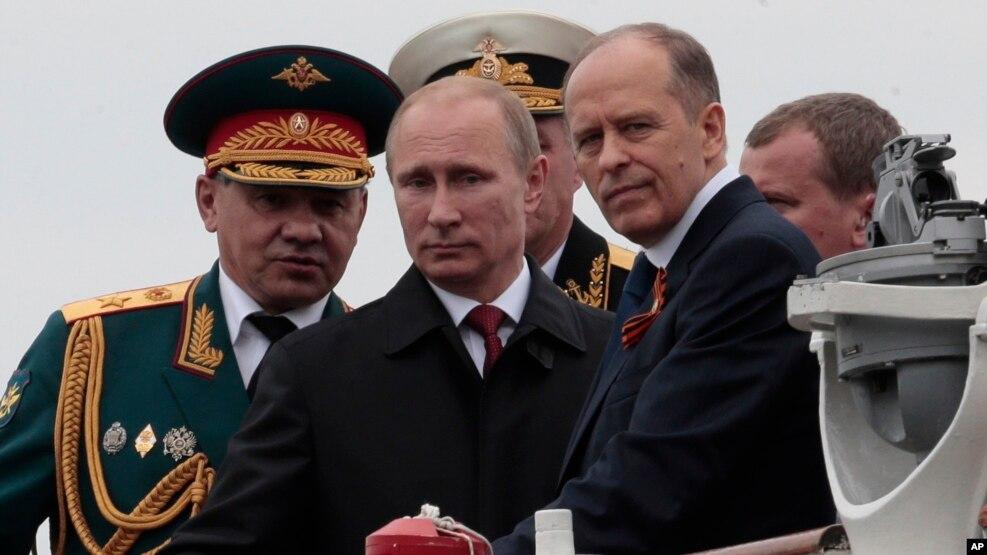 Çfarë ka në mendje Putini për Ukrainën?