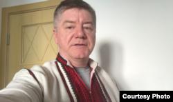 John Musgrove, guru di Kiev, Ukrania (dok: John Musgrove/Vera Fuad)