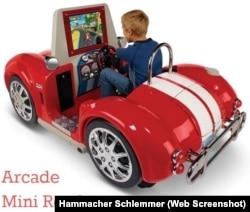 Arcade Mini Roadster