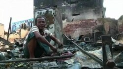 Burma Urged to Prosecute Perpetrators of Sectarian Unrest