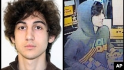 အသက္ ၁၉ ႏွစ္အရြယ္ ေဘာ့စတြန္ဗံုးခဲြသူ Dzhokhar Tsarnaev