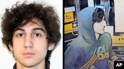 Nghi can số Hai Dzhokhar Dzhokhar Tsarnaev, 19 tuổi, đã bị bắt.