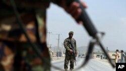 افغان ځواکونه وايي د طالبانو دوه لوړي پوړي چارواکي یې وژلي دي