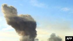 Vazdušni napadi u Avganistanu su veoma česta pojava.