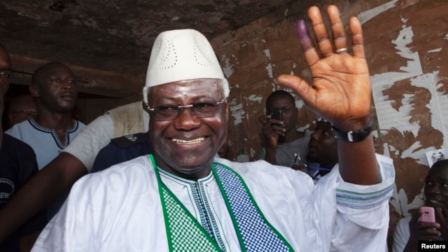 President Ernest Bai Koroma won re-election in late 2012 with a pledge to fight endemic government corruption.