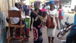 Moradores da cidade da Beira aprovisionam alimentos e água face à ameaça de ciclone
