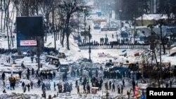 کیف، ۲۹ ژانویه ۲۰۱۴