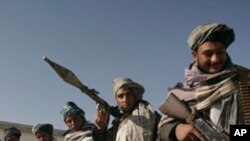 무장한 탈레반 군인들(자료사진)