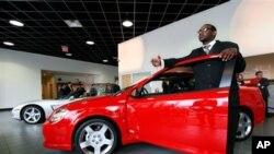 امریکی اخبارات سے: موٹر کار صنعت