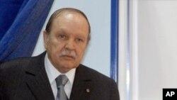 Le président algérien Abdelaziz Bouteflika (Archives)