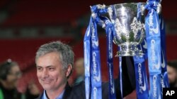 Umutoza Jose Mourinho