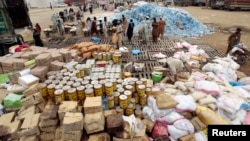 Helping the Displaced in Pakistan