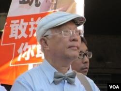 """台灣網絡媒體""""民報""""創辦人陳永興"""
