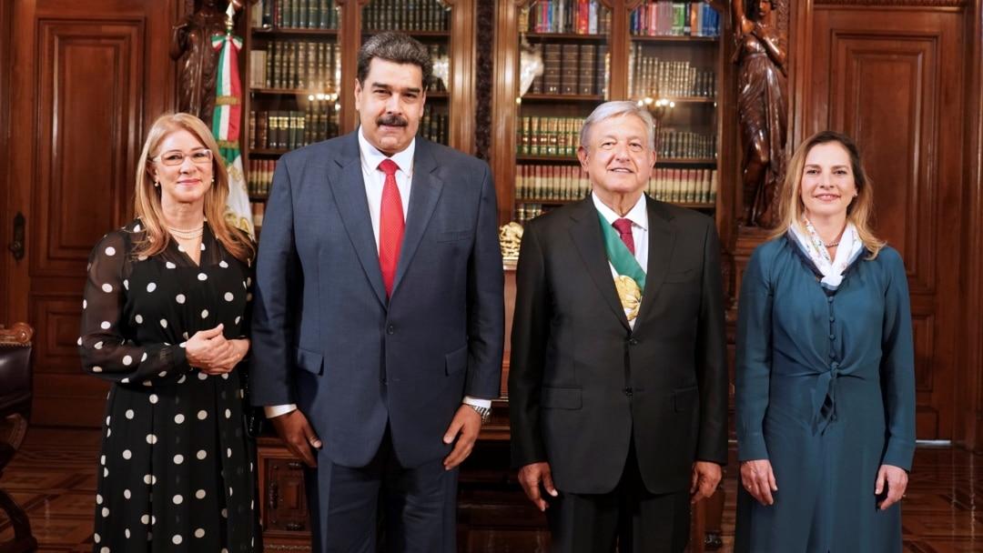 Senadores de EE. UU. recriminan a López Obrador no haber extraditado a  Nicolás Maduro