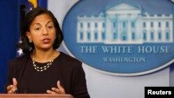 Syuzan Rays, Prezident Barak Obamaning davlat xavfsizligi bo'yicha maslahatchisi