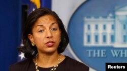 صدر اوباما کی قومی سلامتی کی مشیر سوزن رائس