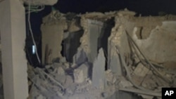 نیٹو کی طرابلس پر بمباری، باغیوں کا پیش قدمی کا دعویٰ