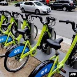Program javnog korišćenja bicikala već je zaživeo u pojedinim američkim gradovima
