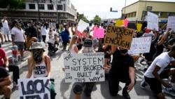 美國全國大抗議 美國人在爭論什麼?