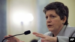 US Homeland Security Secretary Janet Napolitano testifies on Capitol Hill, 02 Dec 2009