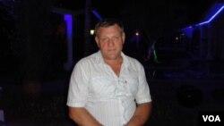 Михаил Кранчев в Венесуэле